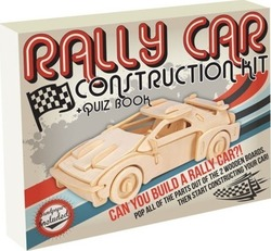 Professor Puzzle Construction Kit - Rally Car