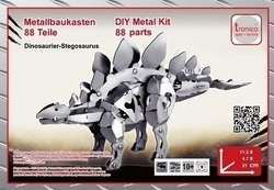 Tronico DIY Metal Kit Stegosaurus 88pcs