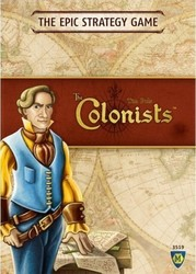 Mayfair Games The Colonists