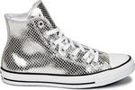 Converse Chuck Taylor All Star Metallic Snake Leather Hi 555965C