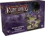 Fantasy Flight Runewars: Waiqar Infantry Command Unit Expansion