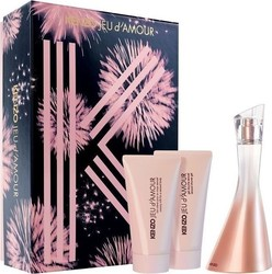Kenzo Jeu D' Amour Eau De Parfum 50ml + Body Lotion 50ml + Shower Gel 50ml