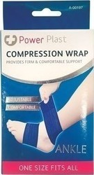 ITP Powerplast Ankle Compression Wrap One Size 1 τμχ
