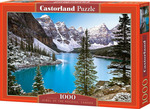 Jewel of the Rockies, Canada 1000pcs (C-102372) Castorland