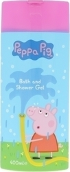 Corsair Toiletries Peppa Pig Shower Gel 400ml