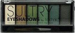 Technic Sultry Eyeshadows Moss