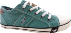 Mustang Canvas 760 1099302 Green
