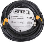 BRITEQ IP-POWER/XRL COMBICABLE 10M EANCODE: 5420025613644