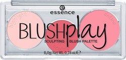 Essence Blush Play Sculpting Palette 20 Play It Pink
