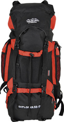 Colorlife Mountaineering 75lt 111 Red