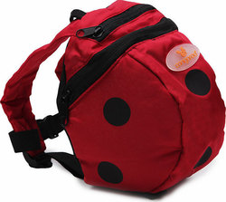 Cangaroo Safety Harness Ladybird With Hood
