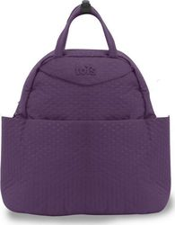 Smart Trike toTs Infinity Changing Bag - Purple Quilt