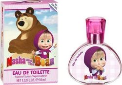 Air-Val Masha And The Bear Eau de Toilette 30ml