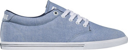 Globe Lighthouse 13200 Blue Chambray/White