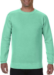 Ανδρικό Φούτερ Crew Neck Comfort Colors 1566 - Island Reef