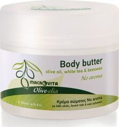 Macrovita Olive-Elia Body Butter No Aroma 200ml