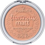 Essence Luminous Matt Bronzing Powder 01 Sunshine Bronzing