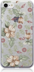 Call Candy Back Cover Vintage Floral (iPhone 8/7 Plus)