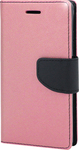 Fancy Book Pink/Black (Galaxy J5 2016)