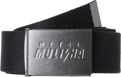 METAL MULISHA BOLT BELT BLACK