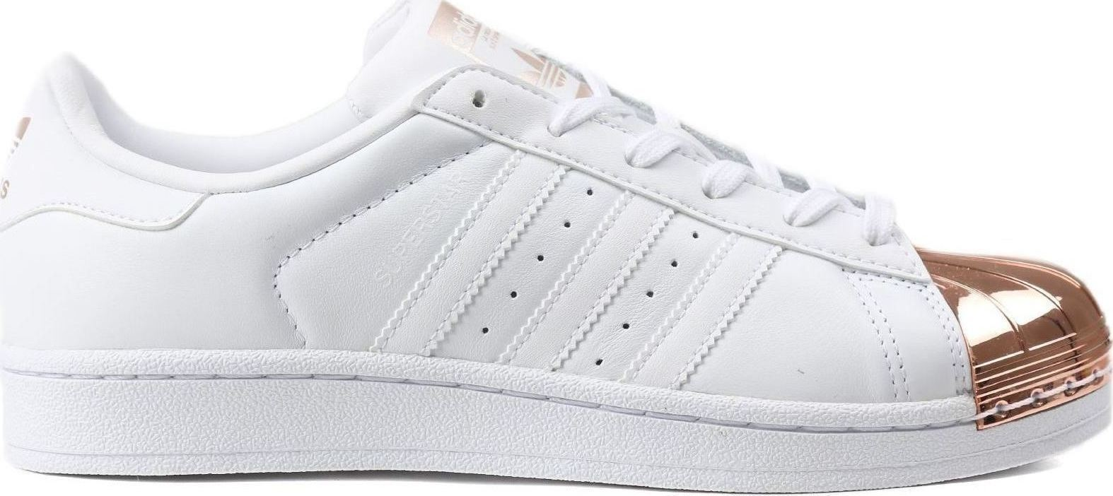 adidas superstar rose gold dames