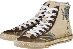 Ilc Shoes 34043 Beige / Brown Multi