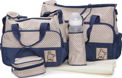 Moni Set Bags Stella Dark Blue