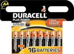 Duracell Plus Power AA (16τμχ)