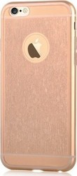Vouni Back Cover Σιλικόνης Gold (iPhone 6/6s Plus)