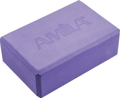 Amila 48083 Yoga Τουβλάκι Μωβ