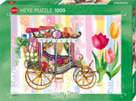 Lovely Times: Carriage 1000pcs (29780) Heye