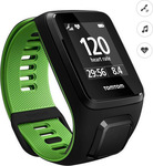 TomTom Runner 3 Cardio & Music (Black / Green)