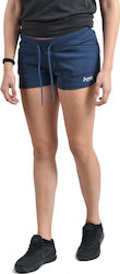Emerson Women's sweat shorts SWFPR1725 - BLUE