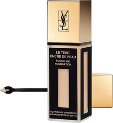 Saint Laurent Fusion Ink Foundation SPF18 BR30 Cool Almond 25ml