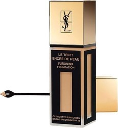 Saint Laurent Fusion Ink Foundation SPF18 B60 Amber 25ml