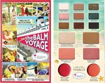 The Balm Voyage Vol.2 Face Palette