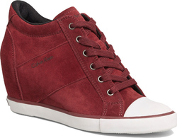Calvin Klein Voss RE9359 Suede Bordeaux