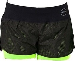 GSA Double Shorts 182601 Lime