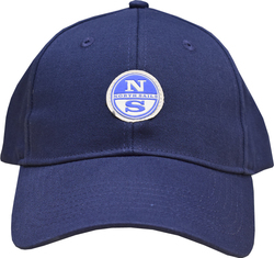 NORTH SAILS HAT BASEBALL TWILL BLUE