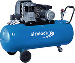Airblock BX39G/200CT3 3hp/200lt