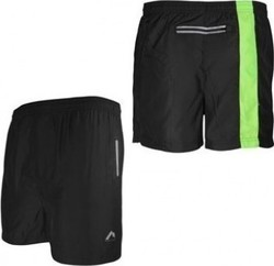 More Mile More-Tech Square-Cut Running Shorts MM1895
