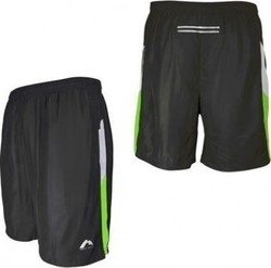 More Mile More-Tech Square-Cut Running Shorts MM1898