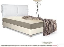 29e62a56aa1 Προσθήκη στα αγαπημένα menu Άλκηστις Κρεβάτι Διπλό Ύφασμα 140x190cm
