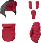 Chicco Color Pack For Stroller Urban Red Wave