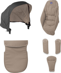 Chicco Color Pack For Stroller Urban Beige