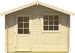 0a6a336ecb8a Ξύλινο Σπίτι Θάλεια 3.20x3.20x2.34m