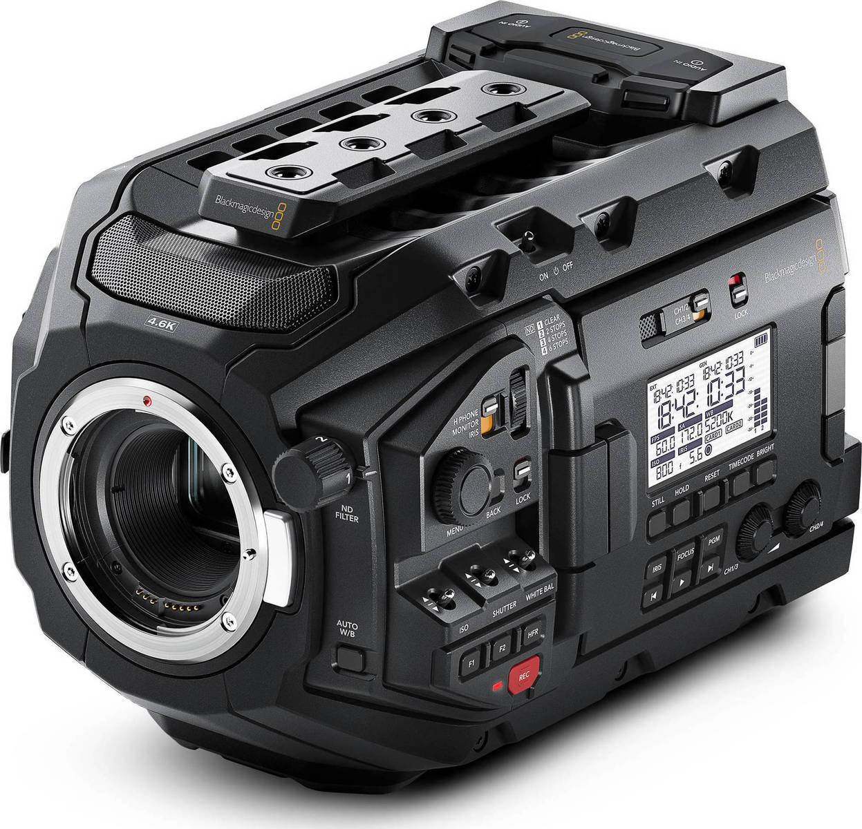 Blackmagic Design URSA Mini Pro G2 - Skroutz.gr