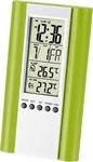Platinet Digital Weather Station LCD Wired Sensor Green