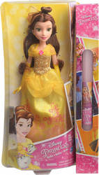 Λαμπάδα Princess Classic Fashion Doll (2 Σχέδια) Hasbro