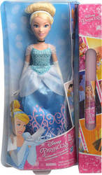 Λαμπάδα Princess Classic Fashion Doll - 3 Σχέδια B5284 Hasbro